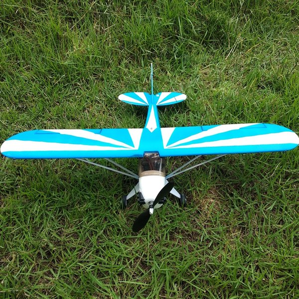 RC propeller airplane toy model J3 J-3 EPO foam