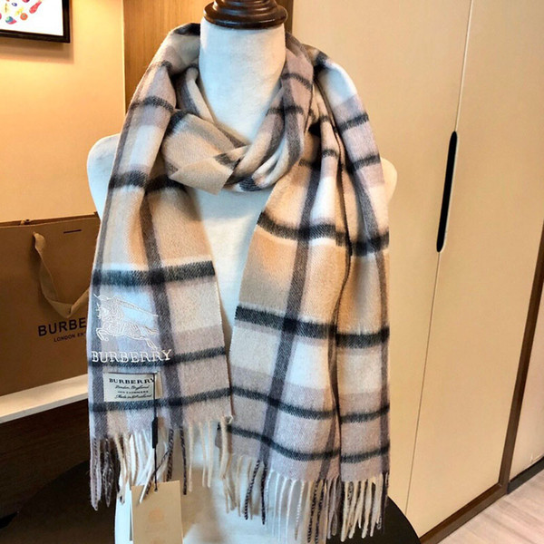 2019 new men scarf women scarf fashion luxury top quality Global Limited high-end boutique classic elegant Pashmina Shawl NB:7-ONE