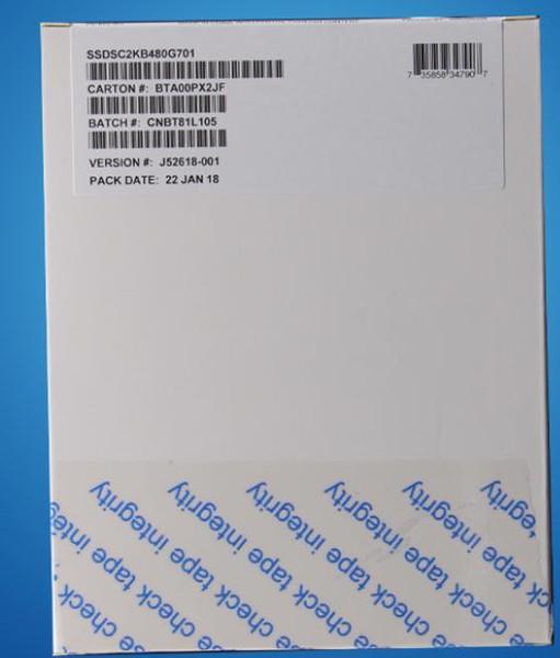 best selling original stocks ssd SSDSC2KB480G701 480G enterprise S4500 series