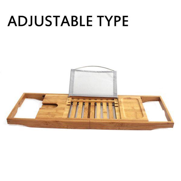 adjustable type
