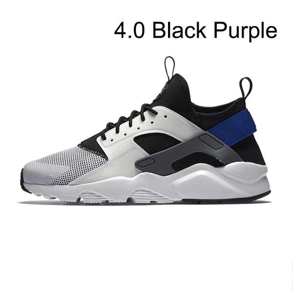 4,0 Черный Фиолетовый