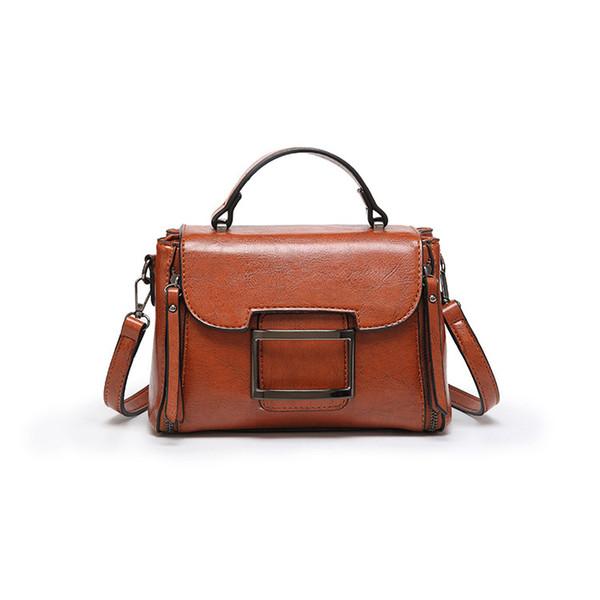 Высокое качество бренда пу кожаный мешок Кроссбоди nvelty черная сумка большой поток дизайнер элегантные женщины слинг мешок