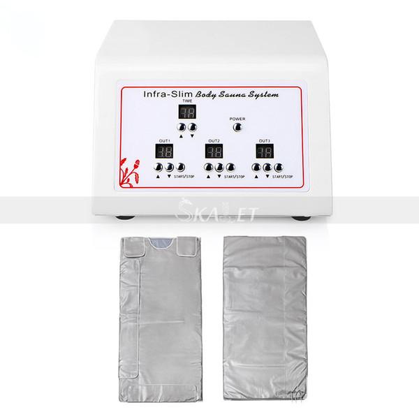 2019 Hot Sale Sauna Heating Blanket Body Massage Slim Machine for Lymphatic Drainage to Make Body Health