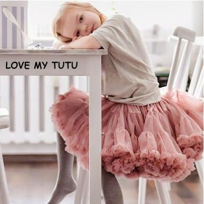 Oklady New Baby Girls Tutu Skirt Ballerina Pettiskirt Fluffy Children Ballet Skirts For Party Dance Princess Girl Tulle clothes