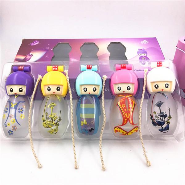 9 cm mini vidro adorável boneca álcool lâmpada para a água oil rig bong hookah acessórios frete grátis