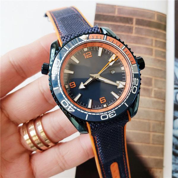 Newest Fashion 5eahorse Universe Series Mechanical Men's Watch Limited Sale 316 Fine Steel Super Sapphire Lens Suiit +Gift Box