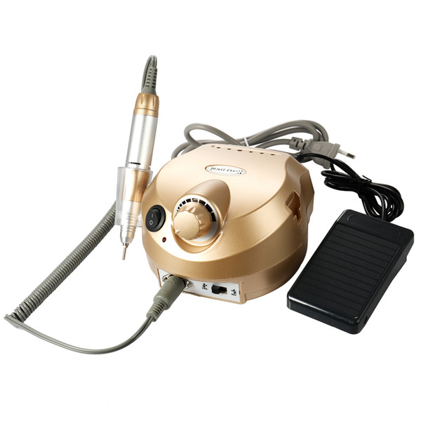 30000r électrique Nail Drill machine.Appareil pour Manucure avec Cutter Drill Nail Art Kit outil machine JMD-202