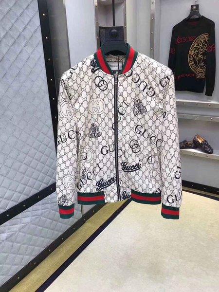 Ücretsiz Kargo Yeni 2019 İlkbahar Ve Sonbahar Dönemi Ve Moda Eğlence Ceket Ceketler Erkek Giyim # 027 Için Çift Ceket