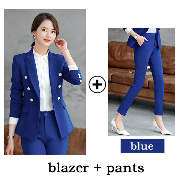 calça azul definir