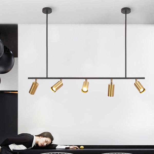 Modern Dinning Room LED Pendant Light Vintage Spot Pendant Lighting Fixture Bar Hanging Lighting /Pendant Lamp LED Spotlight