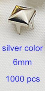 Silber-6mm