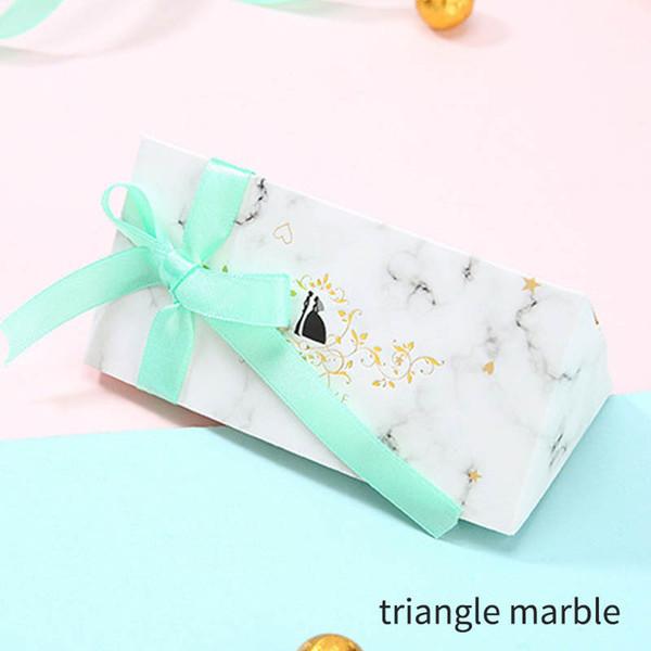 mármore triangular