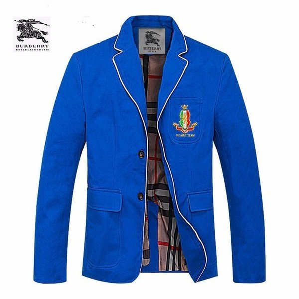 2019 autumn and winter new men's casual suit Slim Korean version of the trend of high-end fashion small suit jacket men's clothing 086
