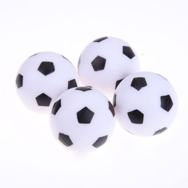 utdoor Fun Sports Toy Balls 4pcs / lset Kids Table Football Bolas duráveis de 32mm para acessórios para jogos de mesa Kids Outdoor Sports Ball ...