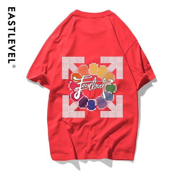 Fiore rosso-pixel