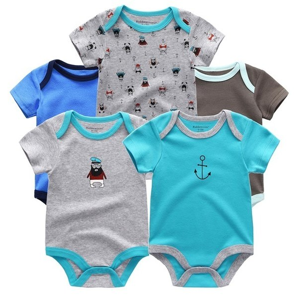 Baby boy rompers118