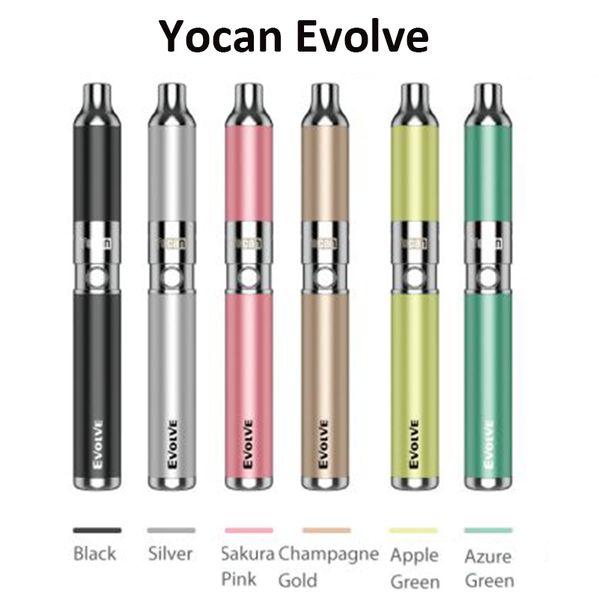 Yocan Evolve Kit.