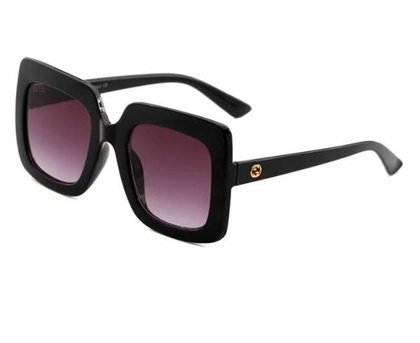 6101ea80a 2019 lente espelho óculos de sol gradiente 2019 óculos de piloto para  homens marca designer óculos