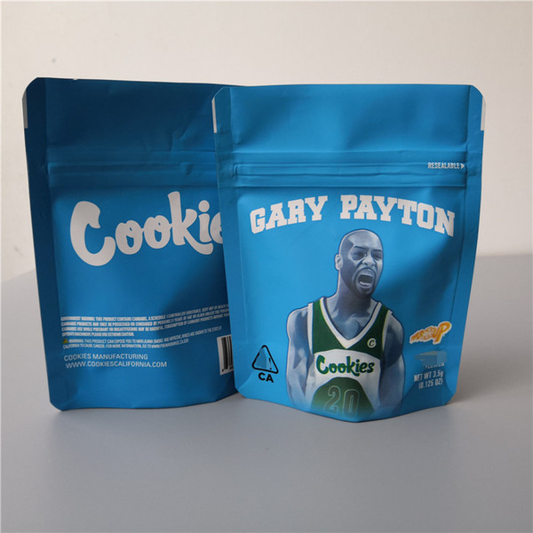 Gary Payton cookies bag