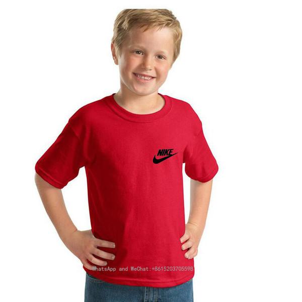 2019 sommer klasse kleidung t nette t-shirt erwachsene kinder reine baumwolle kultur kurzarm jungen kleidung und mädchen 0317