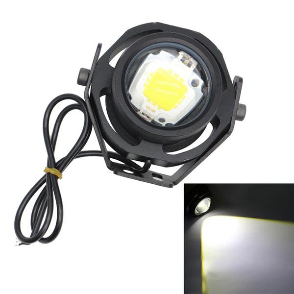 1 Çift 1000LM 10 W Eagle Eye Işık DRL Araba LED Sis Farları Gündüz Çalışan Işık # SMT0415