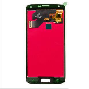 2019 Mobile phone LCD display screen for Samsung galaxy s5 I9600 G900F brightness adjustable touch screen digitizer assembly replacement