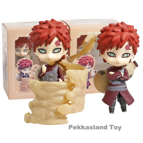Nendoroid Anime Naruto Gaara Naruto Shippuden Toy Action Figure Collection Model Toys 2pcs/set