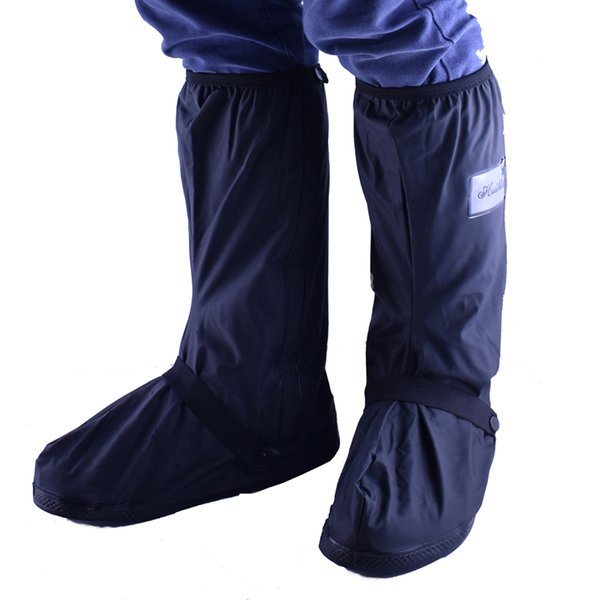 CHCYCLE reusable motorcycle waterproof Shoe Covers For Motorcycle Cycling Bike Boot Rainwear for Shoes Walking nonslip