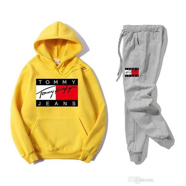Designer Anzug Männer Sweat Anzüge Herbst Markemens Jogger Anzüge Jacke + Pants Sets Sport Frauen Anzug Hip Hop Sets Qualitäts-tyr