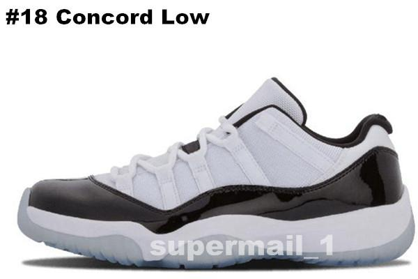 # 18 Concord Low