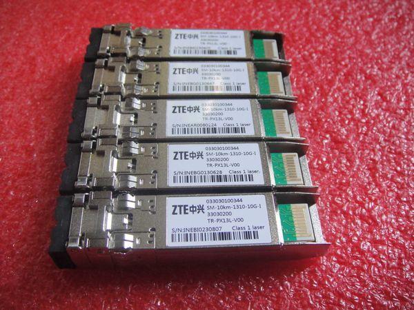 Zte Dez Mil Fibra Zhao Modular Sm -10km -1310 -10g -i 033030100344 Encadernação Original