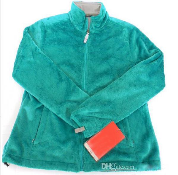 2019 Winter NF Womens Fleece Osito Jackets Fashion Soft Fleece Warm Slim Coats Outdoor Ladies Brand Mens Kids bomber Jacket Women Down Coat
