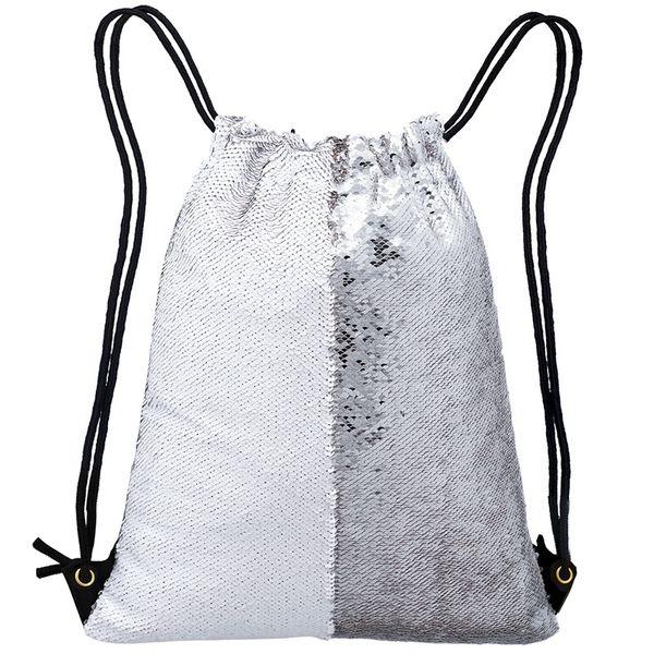 Rabbit Blue Drawstring Backpack Rucksack Shoulder Bags Training Gym Sack For Man And Women