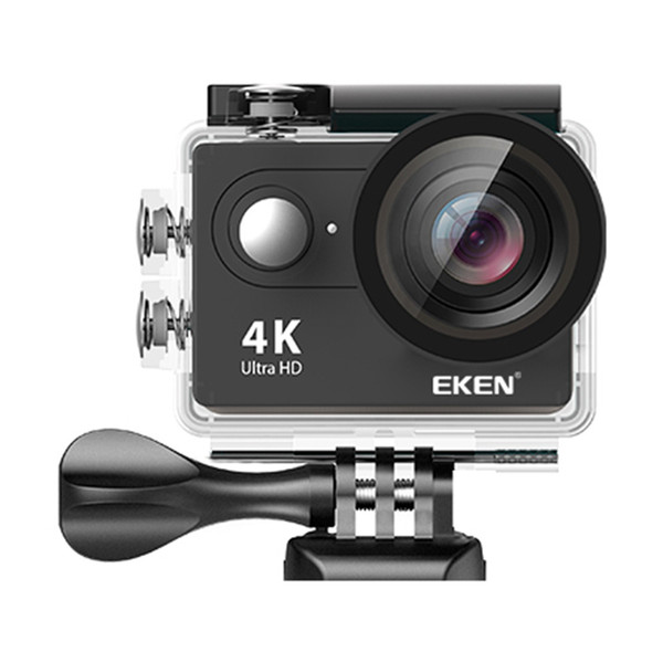 Orijinal EKEN H9 / H9R Ultra 4 K HD Wifi Eylem Kamera su geçirmez 170D 1080 p 60FPS sualtı sualtı gitmek 4 K pro spor kam
