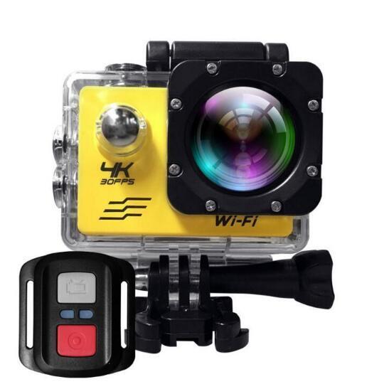 Waterproof Action Video Camera Cheap 1080P 4K Full HD Wifi Digital Sport Cameras Under 30M DV Recording Mini Sking Bicycle Photo Video Cam