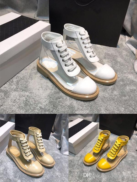 2019 Nuove scarpe Sneakers casual da donna Vera pelle Arena Scarpe da ginnastica di lusso con lacci Scarpe alte hx190712