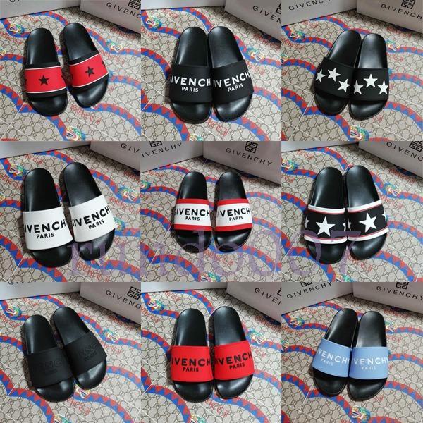 migliori designer scarpe da donna Ace chaussures estate multicolor semplice tendenza lettere selvagge decorative signore in gomma bassa per aiutare pantofole casual