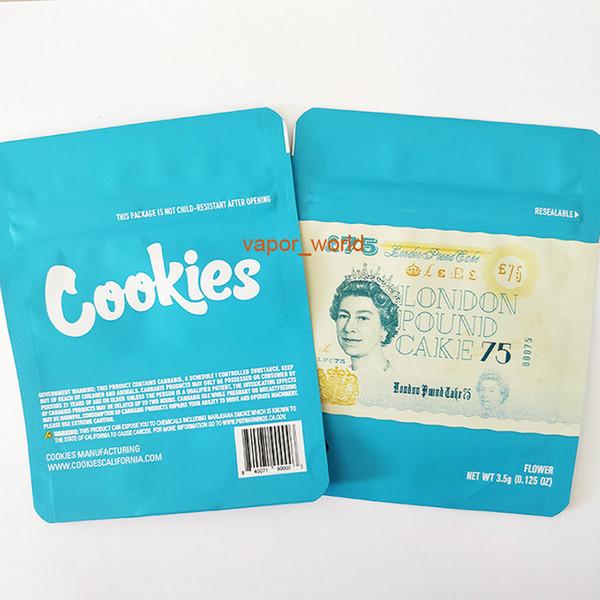 gâteau de livre London 75 sacs de biscuits