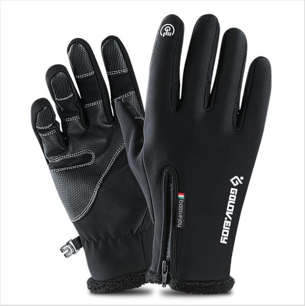 Wasserdichte Winterhandschuhe für den Winter mit Touchscreen für Männer und Frauen