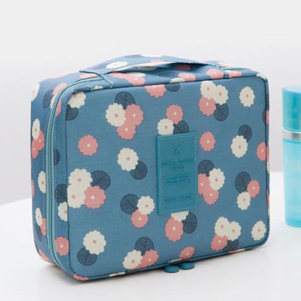 Fermuar Adam Kadın Makyaj Çantası Kozmetik Çantası Taşınabilir Güzellik Kılıfı Makyaj Organizatör Tuvalet Kitleri Depolama Seyahat Yıkama