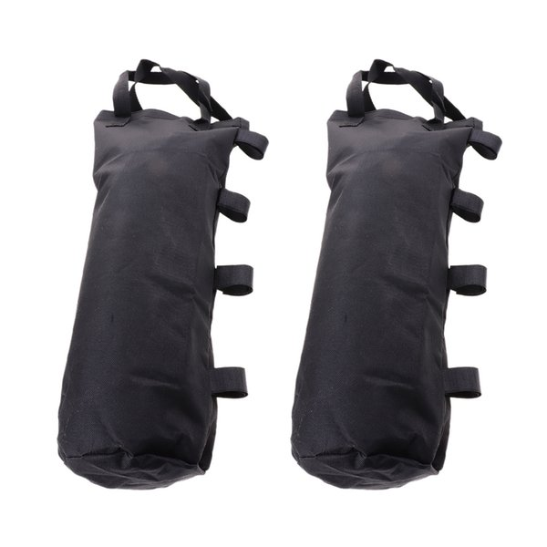2x portable umbrella base tent weight sand bag patio stand garden outdoor patio