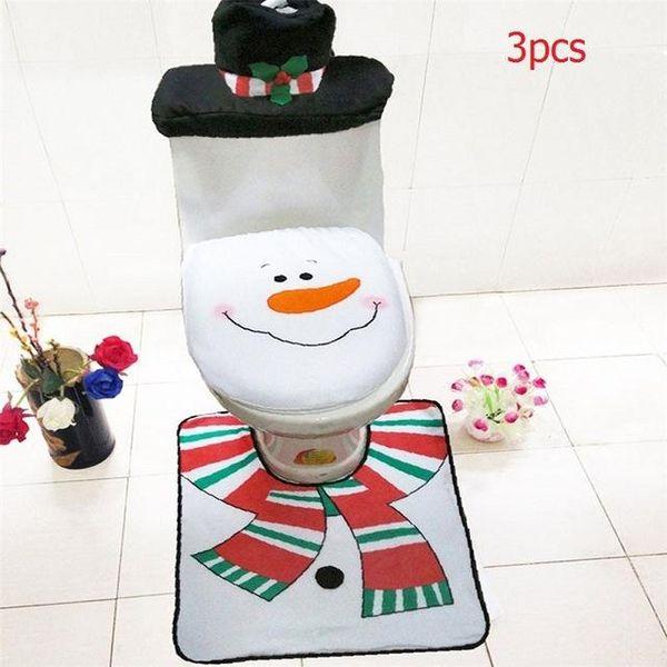 red snowman 3pcs/set
