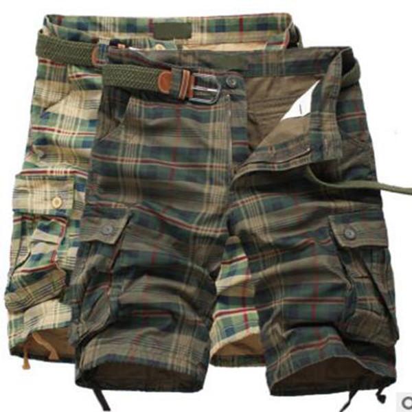 top popular Wholesale summer autumn loose cargo shorts jeans men casual pyrex overall bermudas masculinas surf board short pants 2 color DK14 2019