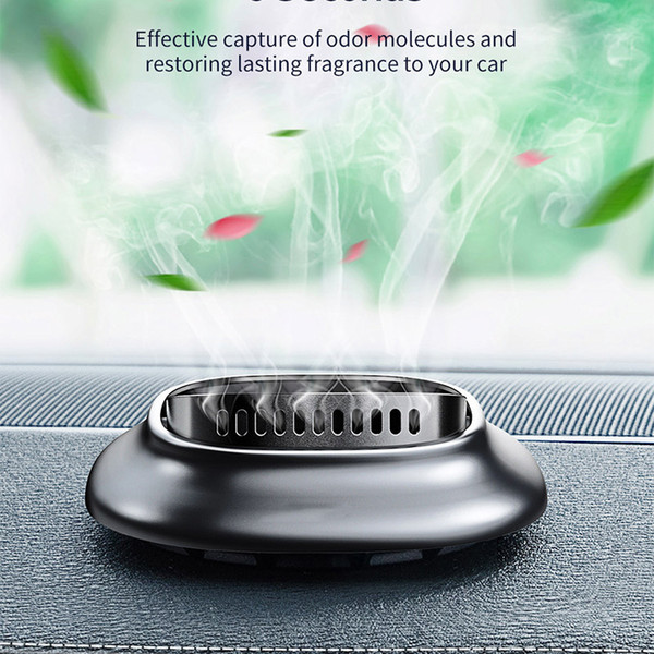 alloy car air freshener perfume fragrance auto aroma diffuser aromatherapy solid air outlet dashboard perfume holder dropshipping x2001