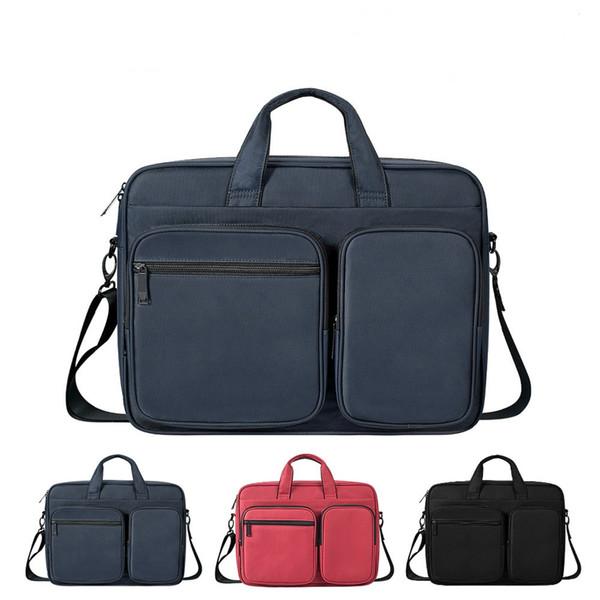 Large Laptop Shoulder Messenger Handbag for Men Women Travel Briefcase Bussiness Notebook Bag 13 14 15 16 Inch PC Computer #563823