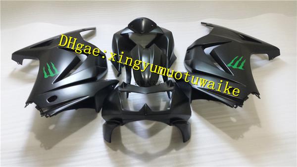 7free regalo + Kawasaki Ninja ZX carrozzeria - 250 R ZX-250R 08 09 00 11 12 ZX 250 R EX 250 2008 2009 2010 2011 2012 carenatura