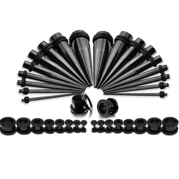Kit 36pcs noir