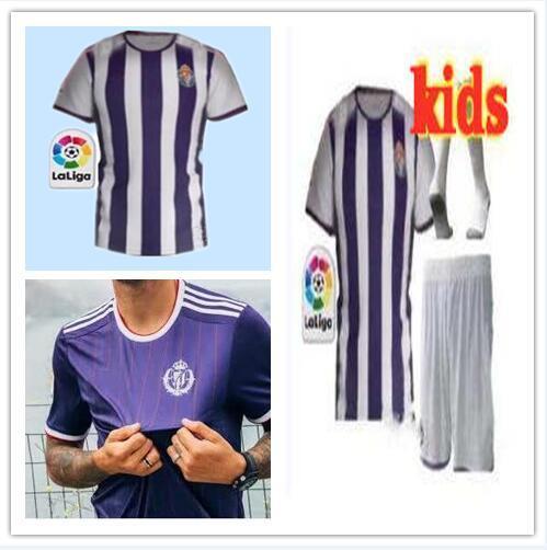 19 20 camisetas de fútbol del Real Valladolid 2019 2020 Real Valladolid HOME visitante Jaime Mata Michel Borja Luismi Jaime camisetas de fútbol