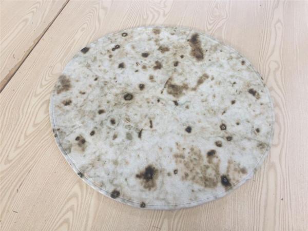 Acheter Tapis De Sol Confort Créations Tapis Pour Chambre Burrito Wrap  Couverture Rond Salle De Bains Tapis 60 CM Géométrique Tapis De $34.54 Du  ...