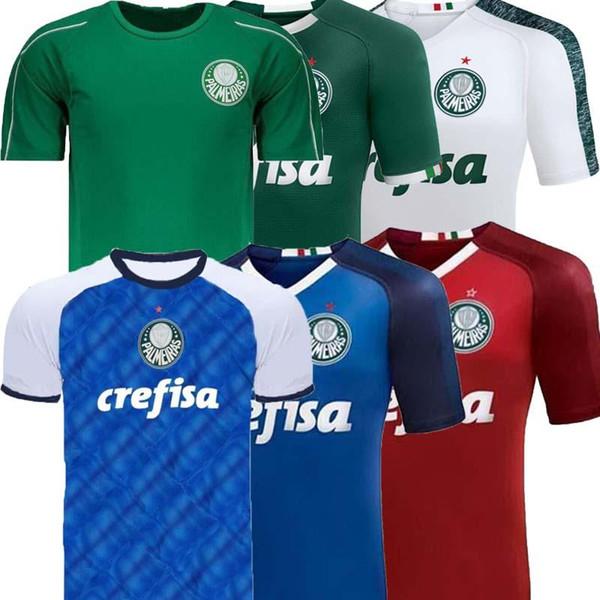 S-XXL 2019 Palmeiras soccer jersey home away 19 20 Deyverson Willian Deyverson Lucas Lima Dudu men footballl shirts camiseta de futbol